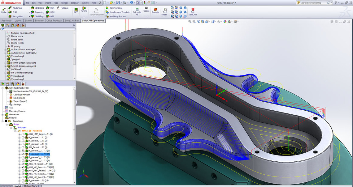 Software Capabilities - Endeavor Machined Products